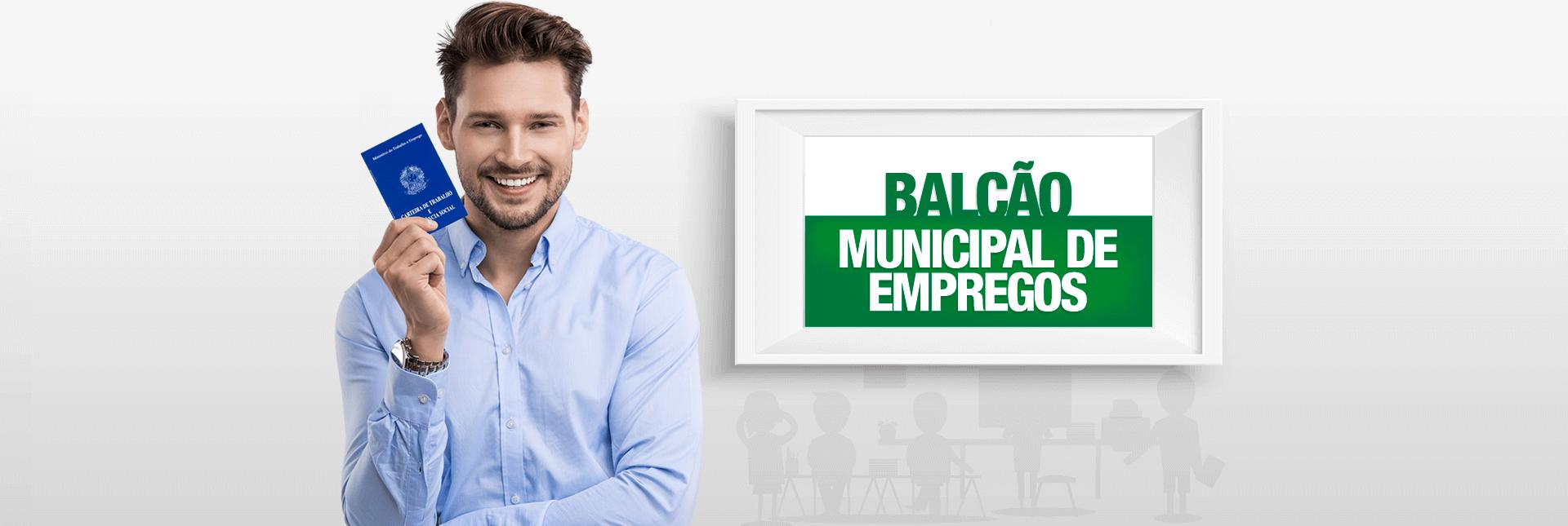 61cc88b2e Balcão Municipal de Empregos - Prefeitura de Chapecó