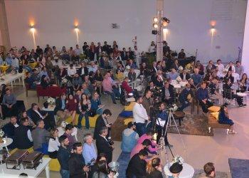 Parceiros, expositores e imprensa participaram do lan&ccedil;amento da EFAPI 2017.<br/>