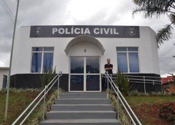 Posto da Polícia Civil, conta com um delegado, um escrivão e dois agentes fixos, além de 10 policiais que circulam pela feira