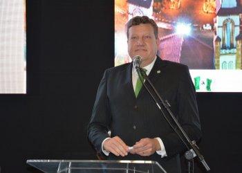 Buligon falou sobre a emoção em viver o cargo de prefeito em um momento tão especial para o município