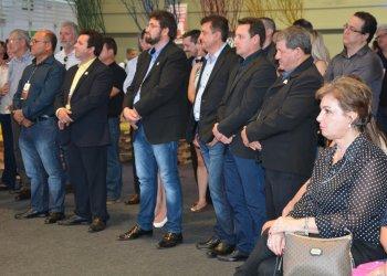 Familiares e autoridades participaram da homenagem