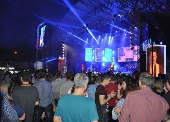 A dupla encantou o público na sexta noite da EFAPI 2017