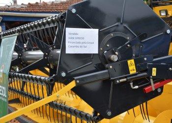 Setor de máquinas responde por 30% dos negócios da feira