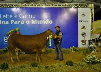 Grande campeã é de Luiz Alves