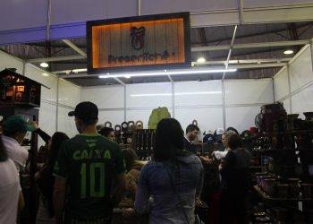 Cultura gaúcha pode ser encontrada no pavilhão 3