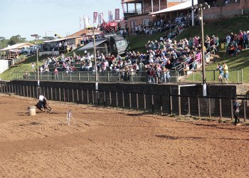 Público conferiu as habilidades do cavalo mais versátil do mundo